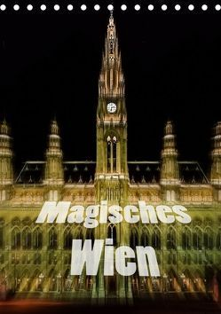 Magisches Wien (Tischkalender 2019 DIN A5 hoch) von Robert,  Boris