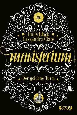 Magisterium von Black,  Holly, Brauner,  Anne, Clare,  Cassandra