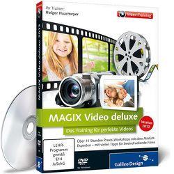 MAGIX Video deluxe 2013 von Haarmeyer,  Holger