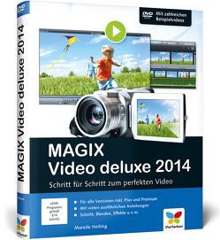 MAGIX Video deluxe 2014 von Heiting,  Mareile