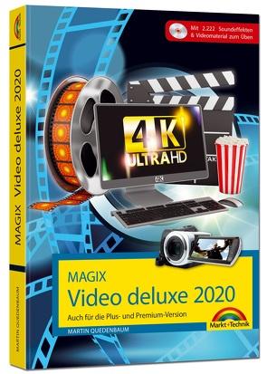 MAGIX Video deluxe Das Buch zur Software. Die besten Tipps und Tricks: von Quedenbaum,  Martin