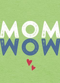 Magnet MOM – WOW von Groh Redaktionsteam