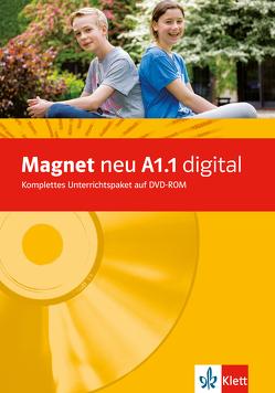 Magnet neu A1.1 digital von Dahmen,  Silvia, Esterl,  Ursula, Körner,  Elke, Motta,  Giorgio, Simons,  Victoria
