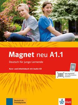 Magnet neu A1.1 von Dahmen,  Silvia, Esterl,  Ursula, Körner,  Elke, Motta,  Giorgio, Simons,  Victoria