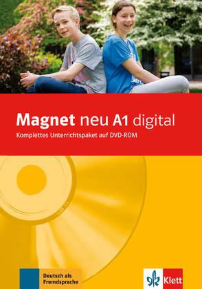 Magnet neu A1 digital von Dahmen,  Silvia, Esterl,  Ursula, Körner,  Elke, Motta,  Giorgio