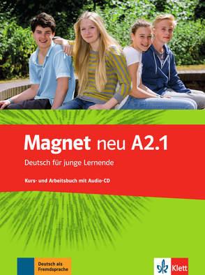 Magnet neu A2.1 von Dahmen,  Silvia, Esterl,  Ursula, Körner,  Elke, Motta,  Giorgio, Simons,  Victoria