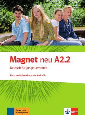 Magnet neu A2.2 von Dahmen,  Silvia, Esterl,  Ursula, Körner,  Elke, Motta,  Giorgio, Simons,  Victoria