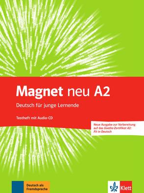 Magnet neu A2 von Esterl,  Ursula, Motta,  Giorgio