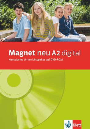 Magnet neu A2 digital von Dahmen,  Silvia, Esterl,  Ursula, Körner,  Elke, Motta,  Giorgio