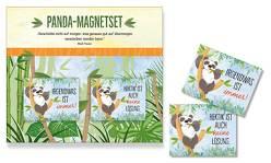 Magnet-Set Panda von Engeln,  Reinhard
