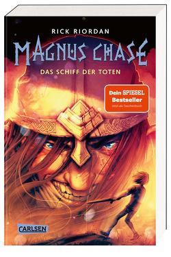 Magnus Chase 3: Das Schiff der Toten von Haefs,  Gabriele, Riordan,  Rick