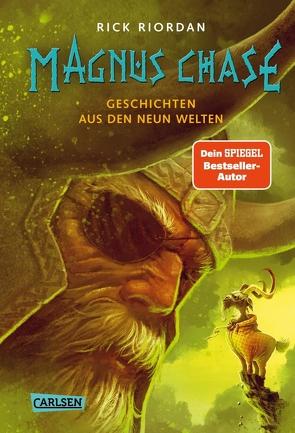 Magnus Chase 4: Geschichten aus den neun Welten von Haefs,  Gabriele, Riordan,  Rick