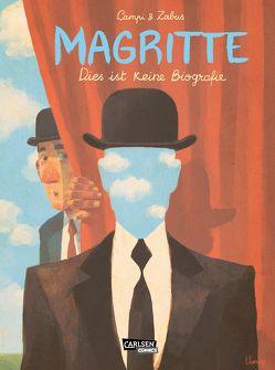 Magritte von Campi,  Thomas, Herbert,  Marion, Zabus