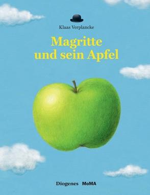 Magritte und sein Apfel von Hertzsch,  Kati, Verplancke,  Klaas