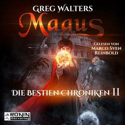 Magus von Reinbold,  Marco Sven, Walters,  Greg
