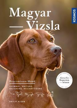 Magyar Vizsla von Alsen,  Philip