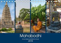 Mahabodhi – Der wichtigste buddhistische Tempel (Tischkalender 2019 DIN A5 quer) von Santanna,  Ricardo