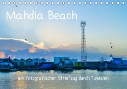 Mahdia Beach (Tischkalender 2019 DIN A5 quer) von Kools,  Stefanie