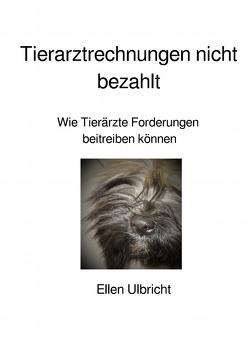 Mahnen leicht gemacht / Tierarztrechnungen nicht bezahlt von Ulbricht,  Ellen