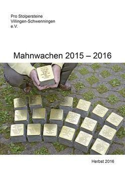 Mahnwachen 2016–2017 von Engelke,  Friedrich