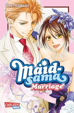 Maid-sama Marriage von Fujiwara,  Hiro, Yamada,  Hiro