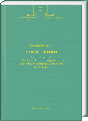 Maiestas principum von Rossignol,  Sébastien