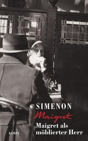 Maigret als möblierter Herr von Becker,  Julia, Klau,  Barbara, Simenon,  Georges, Wille,  Hansjürgen