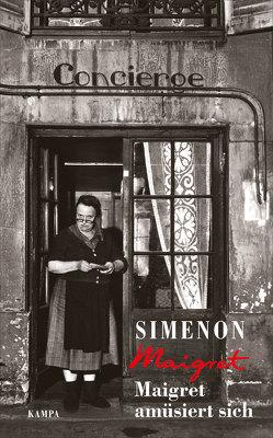 Maigret amüsiert sich von Bannalec,  Jean-Luc, Klau,  Barbara, Schulz,  Oliver Ilan, Simenon,  Georges, Wille,  Hansjürgen