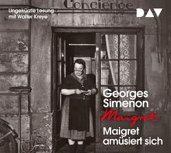 Maigret amüsiert sich von Klau,  Barbara, Kreye,  Walter, Schulz,  Oliver Ilan, Simenon,  Georges, Stockmann,  Wolfgang, Wille,  Hansjürgen