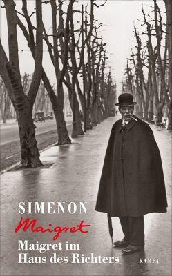 Maigret im Haus des Richters von Bodmer,  Thomas, Simenon,  Georges