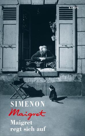 Maigret regt sich auf von Georges,  Simenon, Moritz,  Rainer