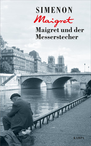 Maigret und der Messerstecher von Klau,  Barbara, Künne,  Cornelia, Simenon,  Georges, Wille,  Hansjürgen