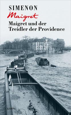 Maigret und der Treidler der Providence von Moritz,  Rainer, Safranski,  Rüdiger, Simenon,  Georges