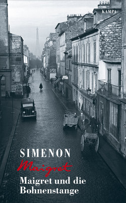 Maigret und die Bohnenstange von Meier,  Gerhard, Simenon,  Georges
