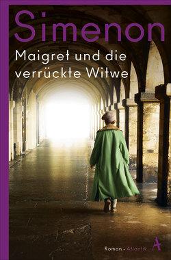 Maigret und die verrückte Witwe von Klau,  Barbara, Schmartz,  Claire, Simenon,  Georges, Wille,  Hansjürgen