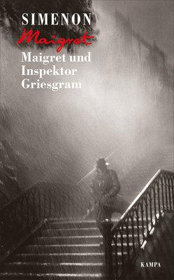 Maigret und Inspektor Griesgram von Simenon,  Georges