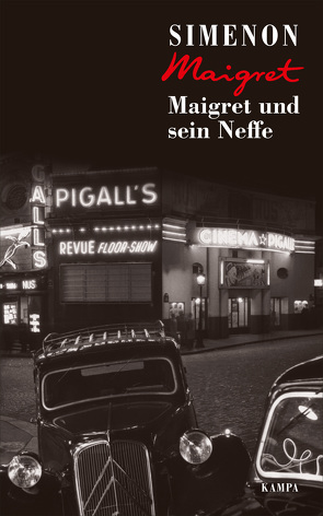 Maigret und sein Neffe von Arntz,  Heiko, Klau,  Barbara, Simenon,  Georges, Wille,  Hansjürgen