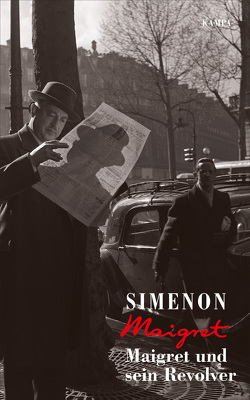 Maigret und sein Revolver von Klau,  Barbara, Simenon,  Georges, Tengs,  Svenja, Wille,  Hansjürgen