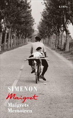 Maigrets Memoiren von Klau,  Barbara, Simenon,  Georges, Wille,  Hansjürgen