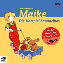 Maike – Die Hörspiel-Sammelbox MP3 von Löffel-Schröder,  Bärbel