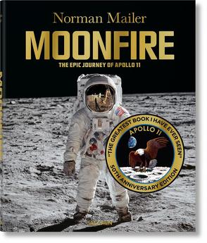 Mailer, MoonFire, 50yrs von McCann,  Colum