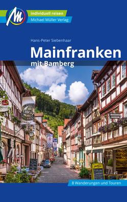 Mainfranken Reiseführer Michael Müller Verlag von Siebenhaar,  Hans-Peter