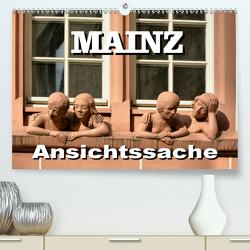 Mainz – Ansichtssache (Premium, hochwertiger DIN A2 Wandkalender 2021, Kunstdruck in Hochglanz) von Bartruff,  Thomas