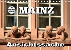 Mainz – Ansichtssache (Tischkalender 2018 DIN A5 quer) von Bartruff,  Thomas