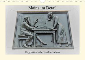 Mainz im Detail – Ungewöhnliche Stadtansichten (Wandkalender 2020 DIN A4 quer) von DieReiseEule