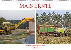 MAIS ERNTE (Wandkalender 2019 DIN A2 quer) von SchnelleWelten