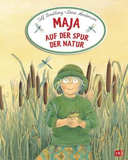 Maja auf der Spur der Natur von Anderson,  Lena, Kapoun,  Senta, Svedberg,  Ulf