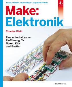 Make: Elektronik von Langenau,  Frank, Platt,  Charles