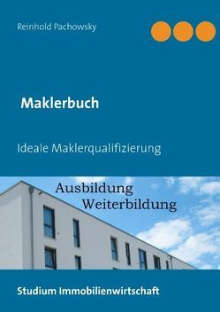 Maklerbuch von Pachowsky,  Reinhold