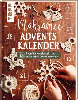 Makramee Adventskalender von Kirsch,  Josephine